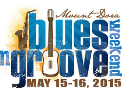 Buy Tickets Online Now for the 7th Annual Mount Dora Blues~n~Groove Weekend LIVE in Mount Dora