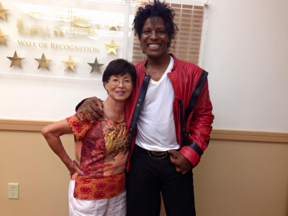 Danny Ware's Michael Jackson Tribute LIVE in Mount Dora