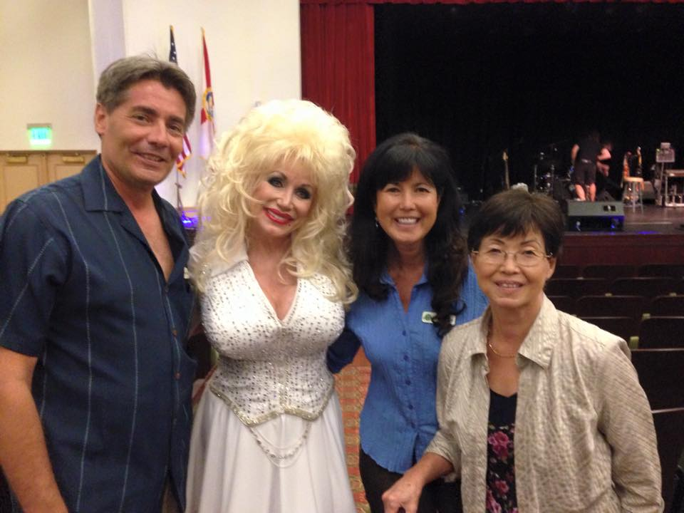 Sally Anderson's Dolly Parton Tribute LIVE in Mount Dora