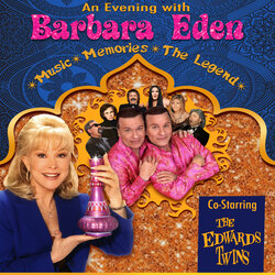 Evening with Richard Chamberlain & Barbara Eden: The Legends, The Music, The Memories