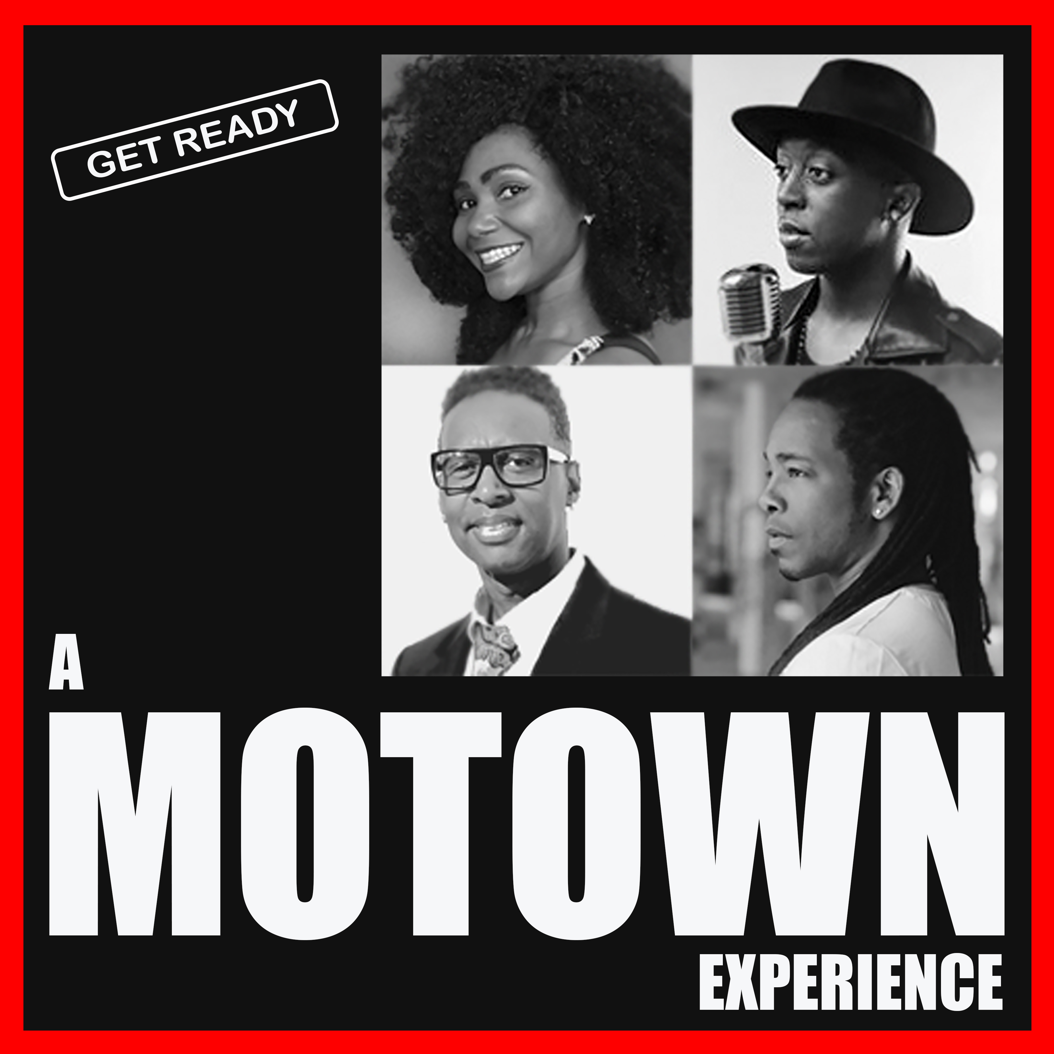 GET READY - A Motown Experience - Taking Motown to a New Level