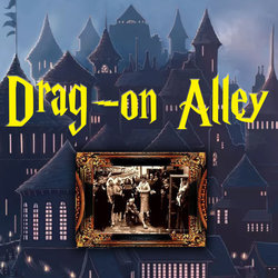 Drag-On Alley Harry Potter Parody